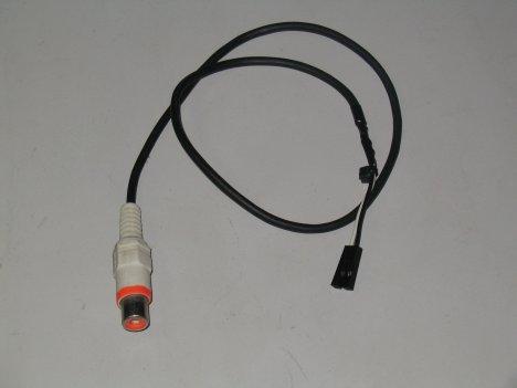 ピン-S/PDIF同軸変換ケーブル