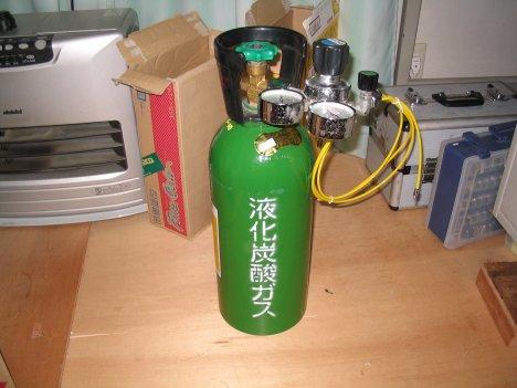 液化炭酸ガス